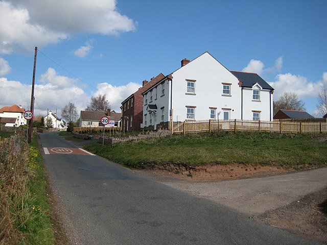 Grange Lane, Littledean