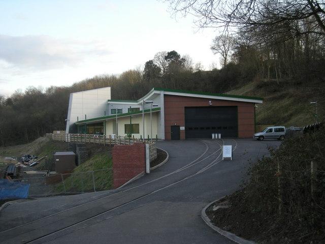 The new SVR Railway Museum