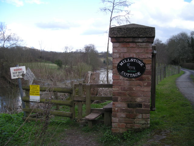 Stile on the Severn Way
