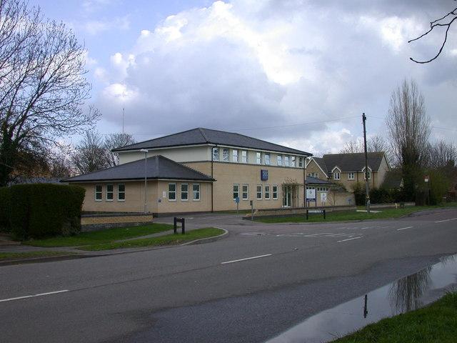Sawston Police Station