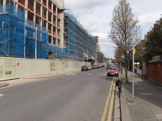"""""""Factory Quarter"""" new apartments, Larden Road W3"""