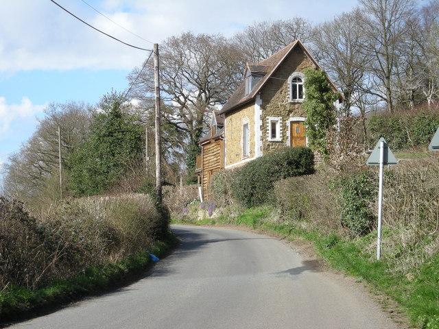 House on Northwood Lane