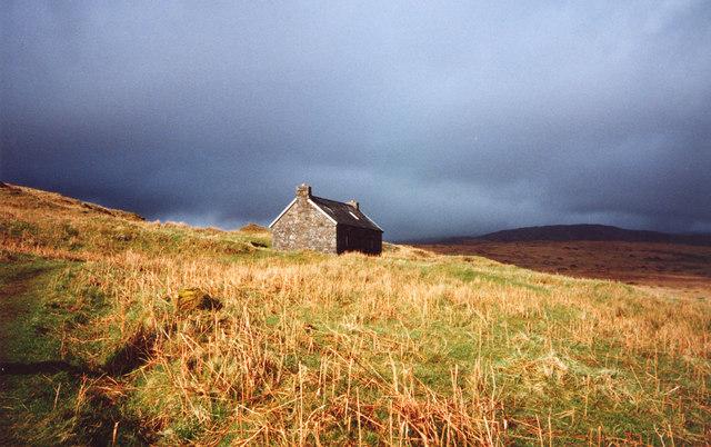 Leacraithnaich near Loch Tearnait