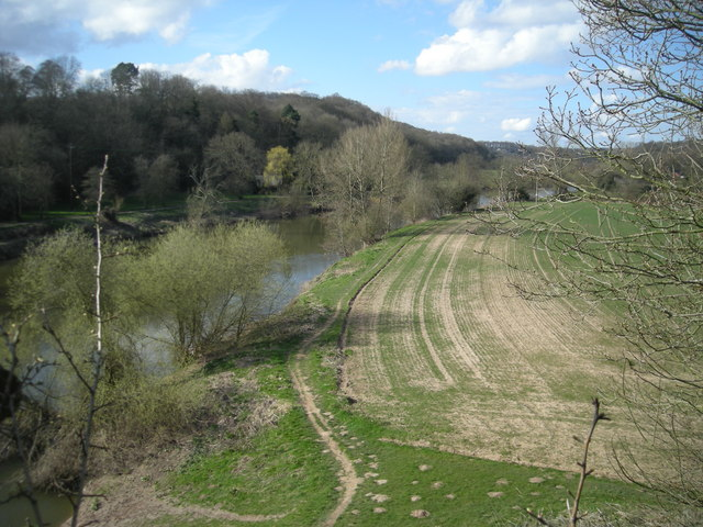 The Severn Way at Dowles