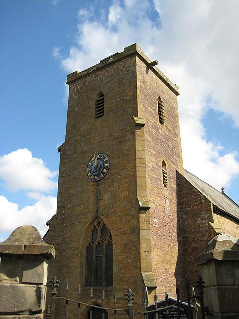 Tower of the Church of St. Ethelbert, Littledean