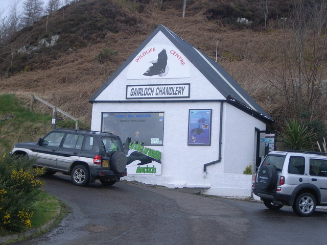 Gairloch Chandlery & wildlife centre