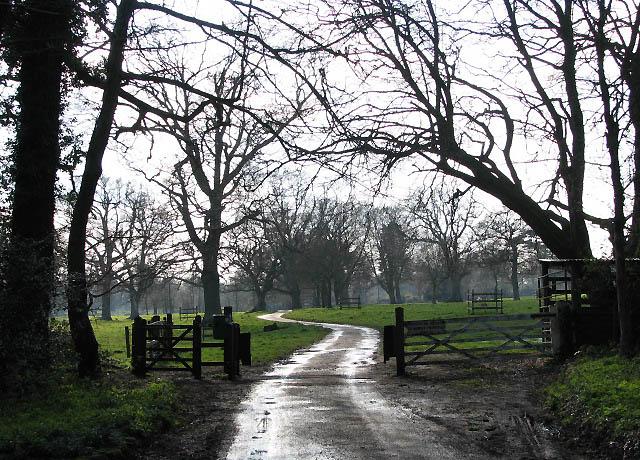 Entrance to Dudwick Estate