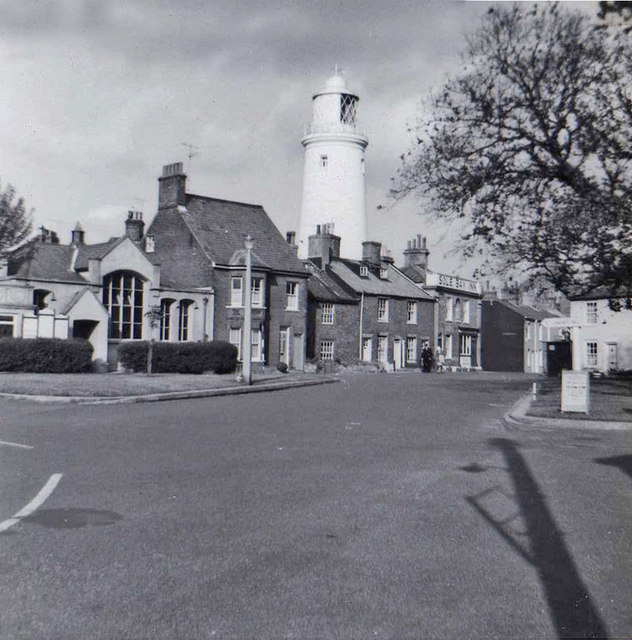 Southwold, Suffolk, taken 1962