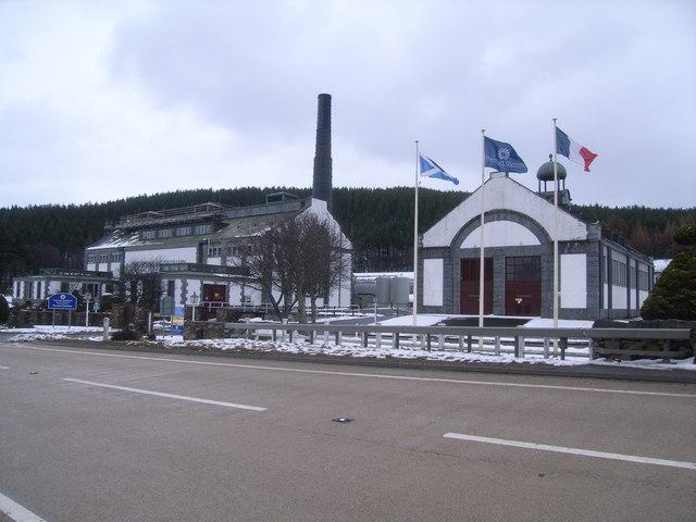 Tormore Distillery (A95)