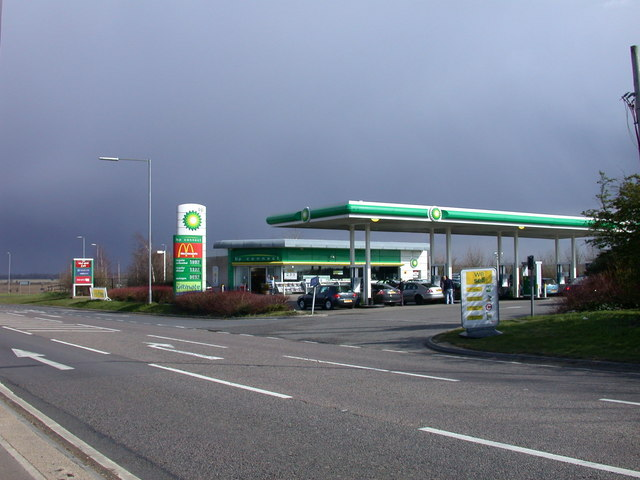 BP Connect Service Station