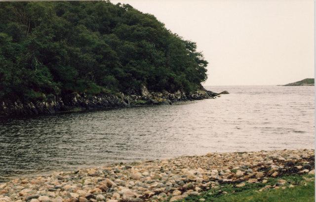 Seapool, River Kirkaig