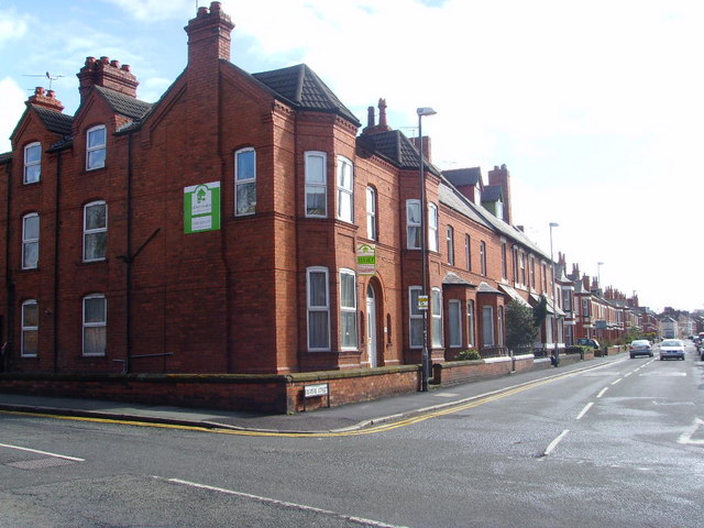 Bouverie Street, Chester