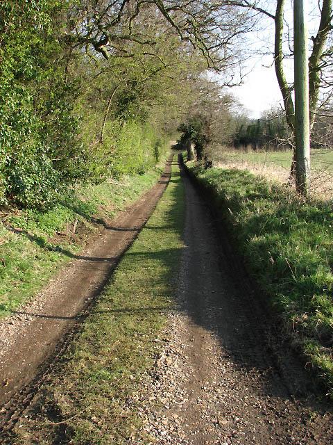 Footpath to Stratton Strawless