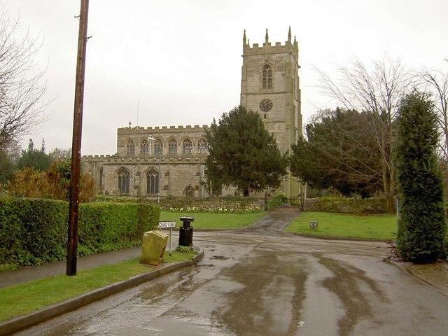 St John the Baptist Church East Markham