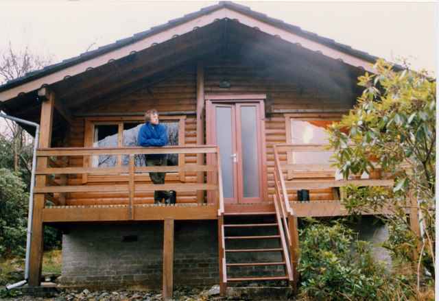 Log Cabin at Hunter's Colt, Glenborrodale