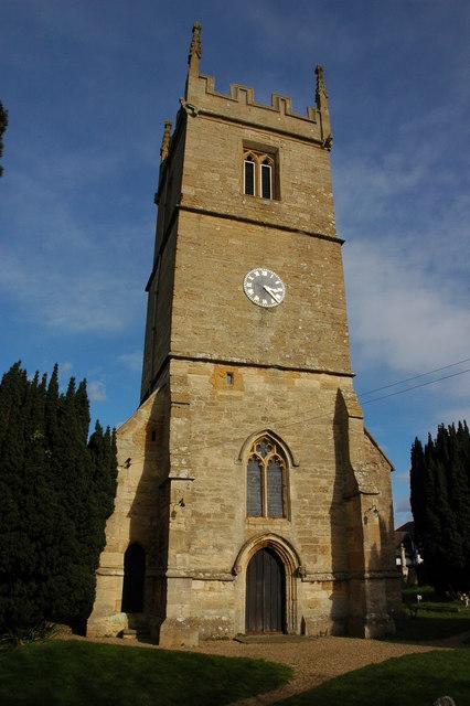 Great Comberton Church Tower