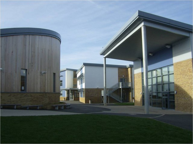 The New Greenford High School