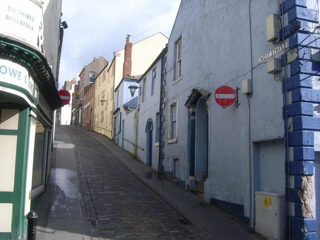 West Street, Berwick-upon-Tweed