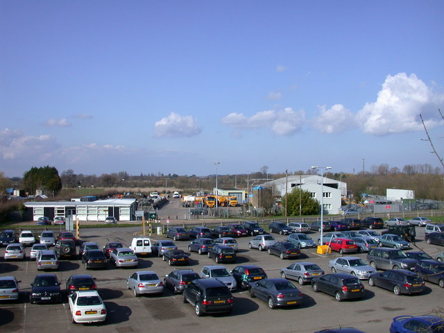 Cambridgeshire County Council Highways Depot, Whittlesford