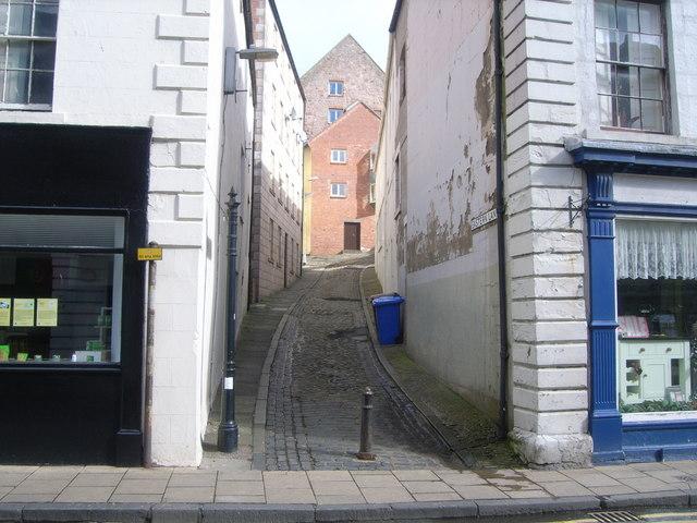 Eastern Lane, Berwick-upon-Tweed