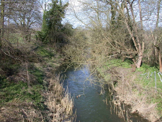 The River Cam or Granta at ...