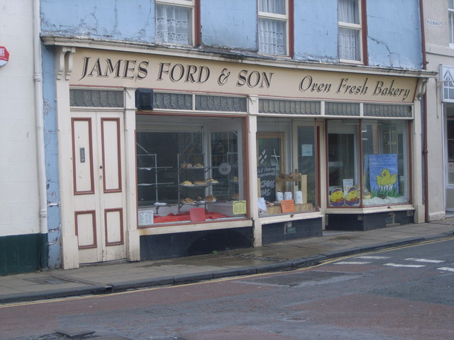 James Ford & Son (Bakers)