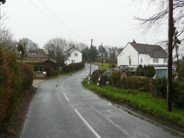 Chesham Lane, Kingsash