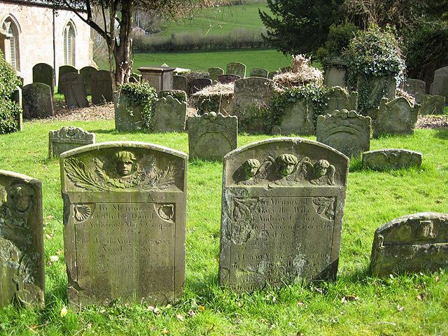 Churchyard of St. Ethelbert's, Littledean