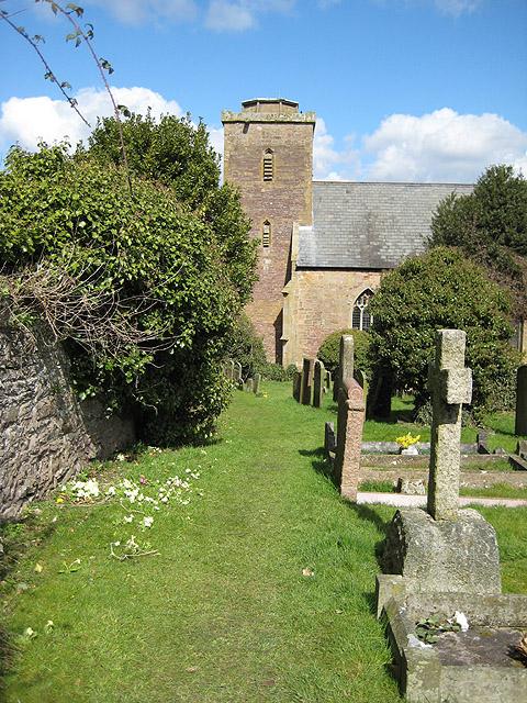 Tower of St. Ethelbert's Church, Littledean