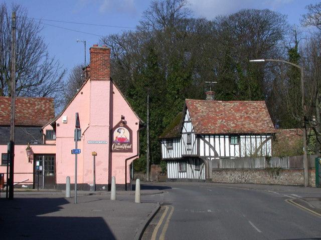 Sawston High Street