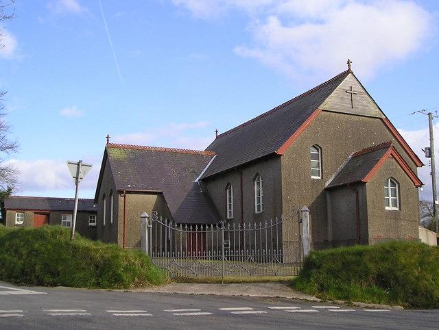 Ystafell Eglwysig, Bangor Teifi