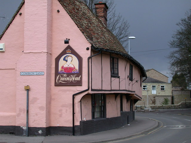 The Queen's Head, Sawston