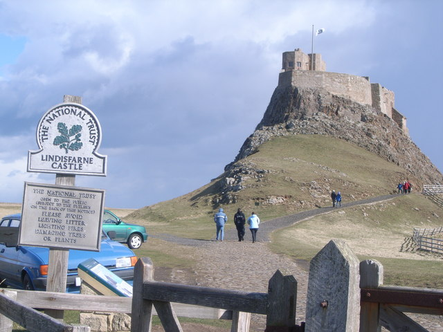Lindisfarne Castle (2008)