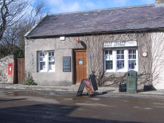 Holy Island Post Office