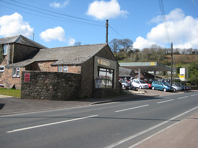 Local businesses, Littledean