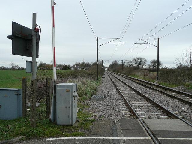 Ipswich to Norwich line