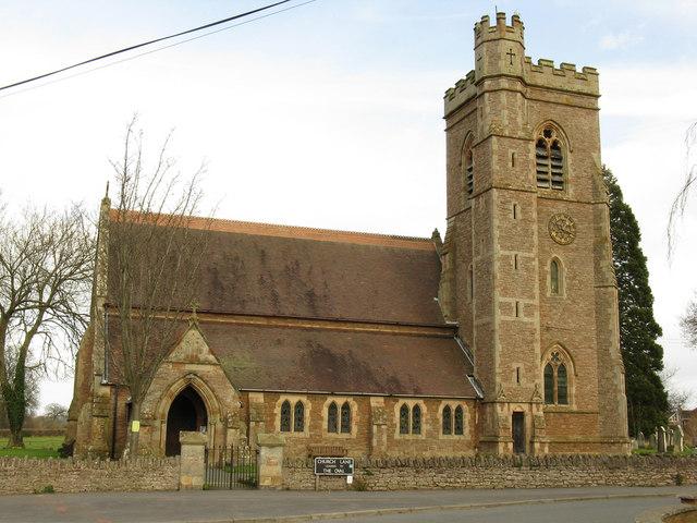 Holy Trinity Church, Bicton