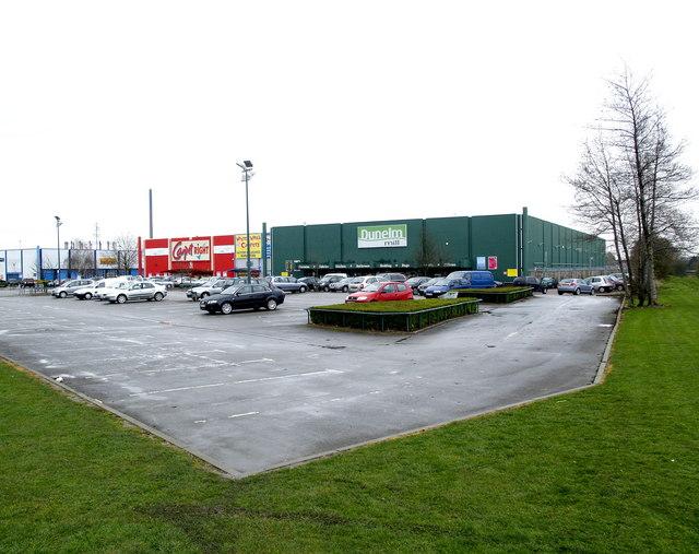 A Clough Road Retail Park