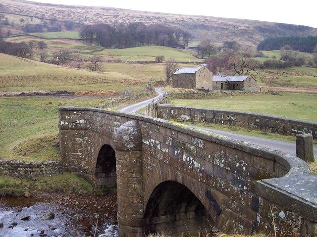 Rowlee Bridge