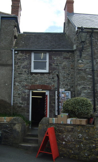 Bookshop,Tyddewi/St David's