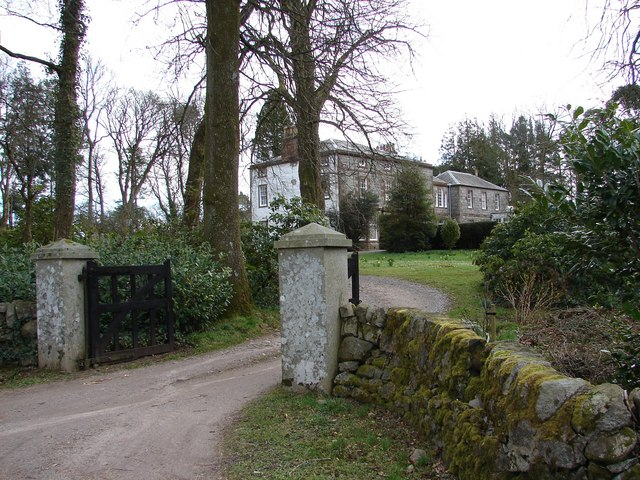 Drumstinchall House
