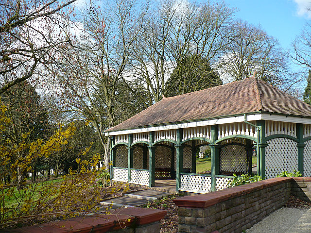 Tea House, Belle Vue Park