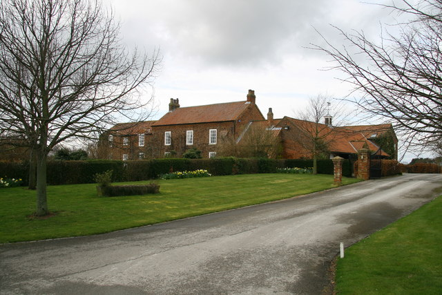 Breckenbrough House