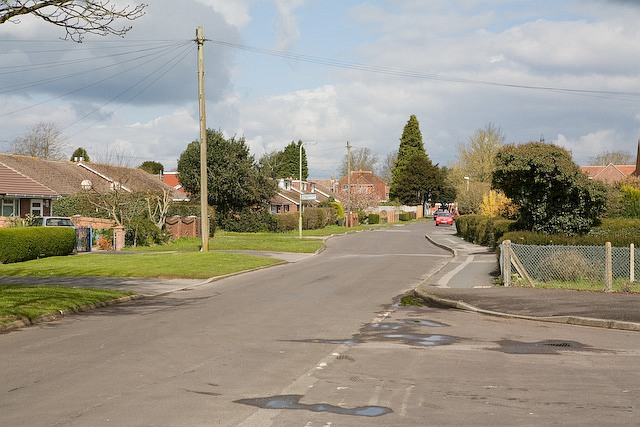Ashling Park Road, Denmead