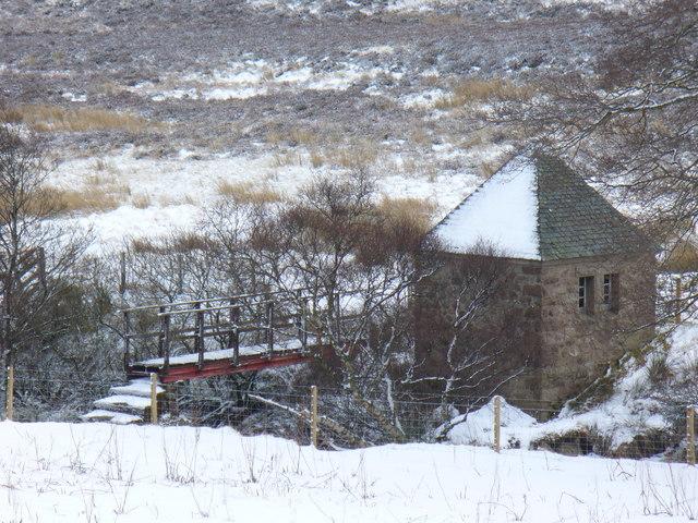 Mill by Ballochan