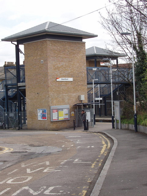 Brentford Station