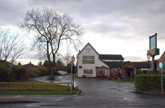 The Farmhouse, New Waltham