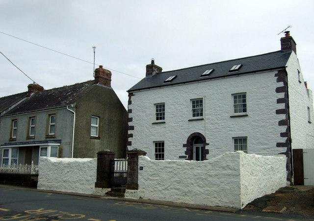 Prospect House, Stryd Non/Nun Street