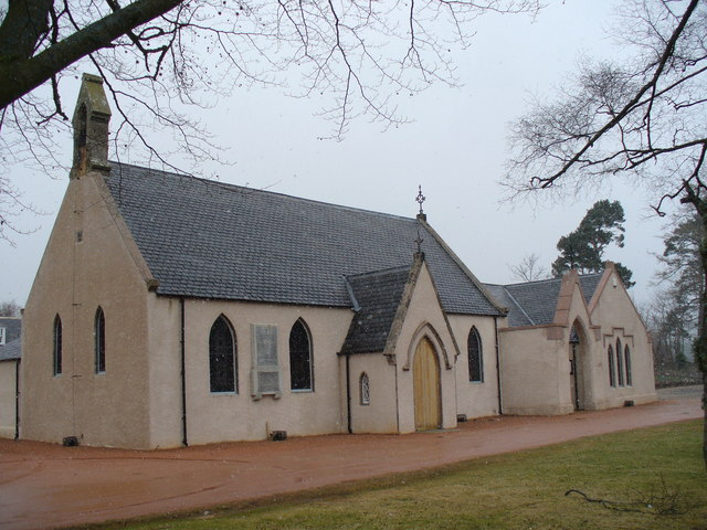 Birse and Feughside Kirk