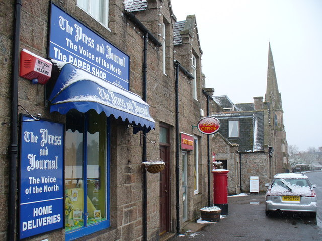 The Paper Shop, Aboyne